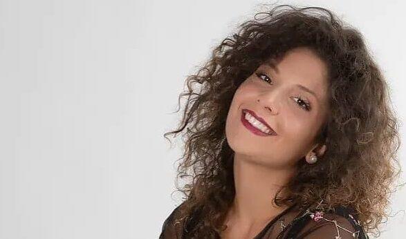Vittoria Pasca, modella Curvy.