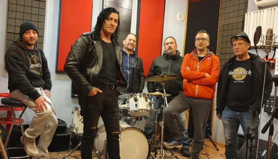 Ferro e Fuoco, gruppo pop rock cesarino.
