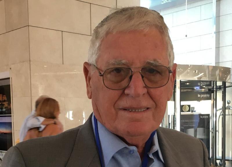 Giuseppe Fanizza, presidente della Cooperativa Pescatori dello Jonio a Porto Cesareo.