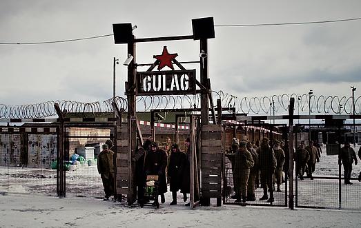 Gulag russi.