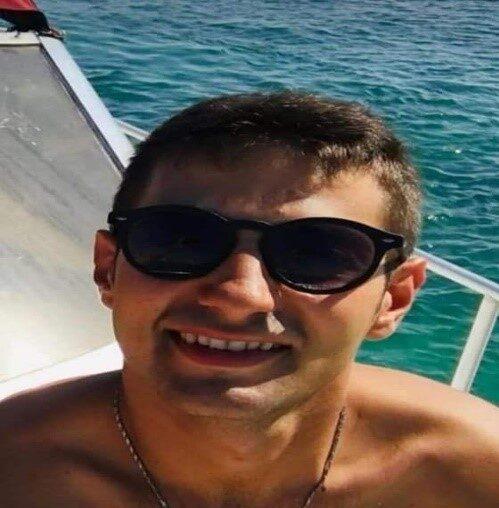Lorenzo Peluso, Porto Cesareo, deceduto a soli 26 anni per un male neurologico irreversibile.