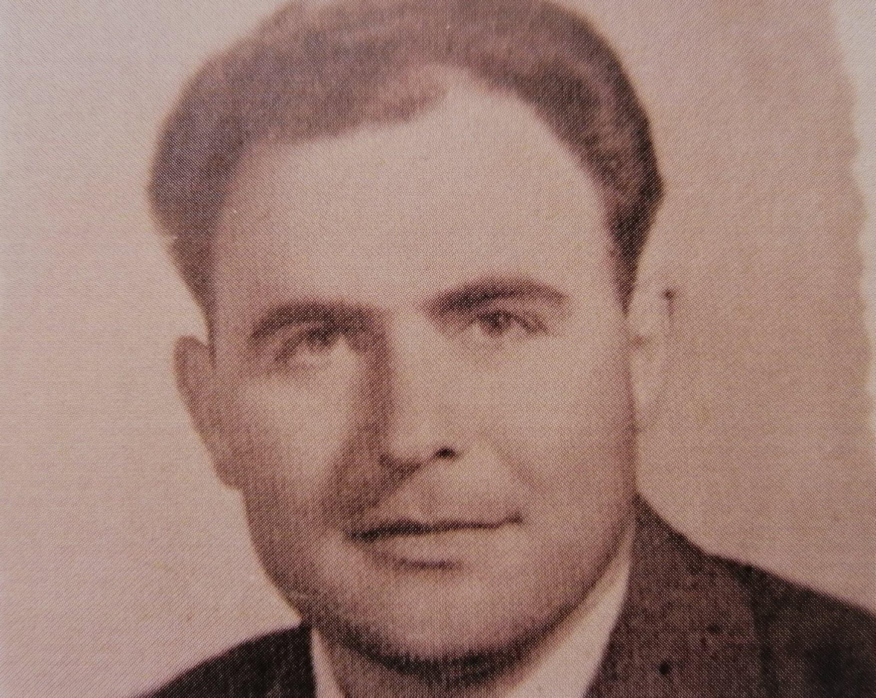 Vittorio De Pace, palombaro attivo per l'autonomia di Porto Cesareo.