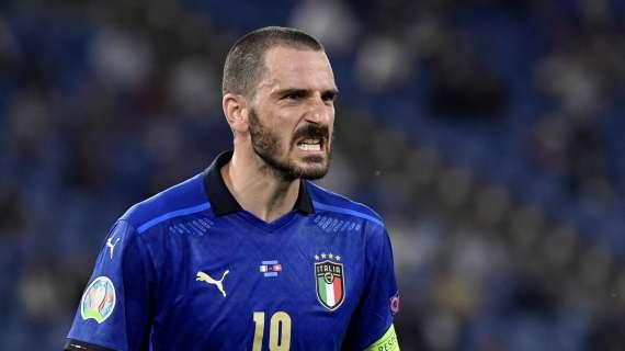 Italia - Austria, iniziano gli ottavi di finale.