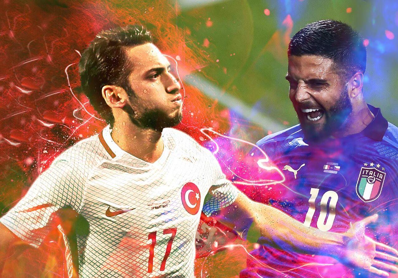 Euro 2021, Italia Turchia.