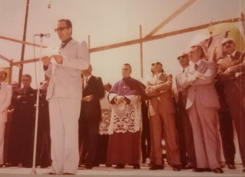 Autonomia di Porto Cesareo, il discorso di Sambati.