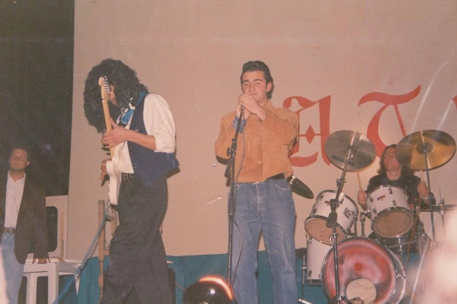 ATP, energia rock cesarina anni '80.