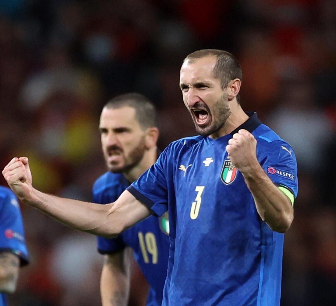 Italia Inghilterra, finale Euro 2020.