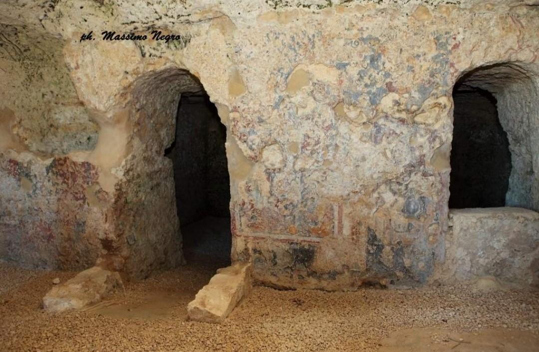 Cripta di Sant'Angelo ad Otranto.
