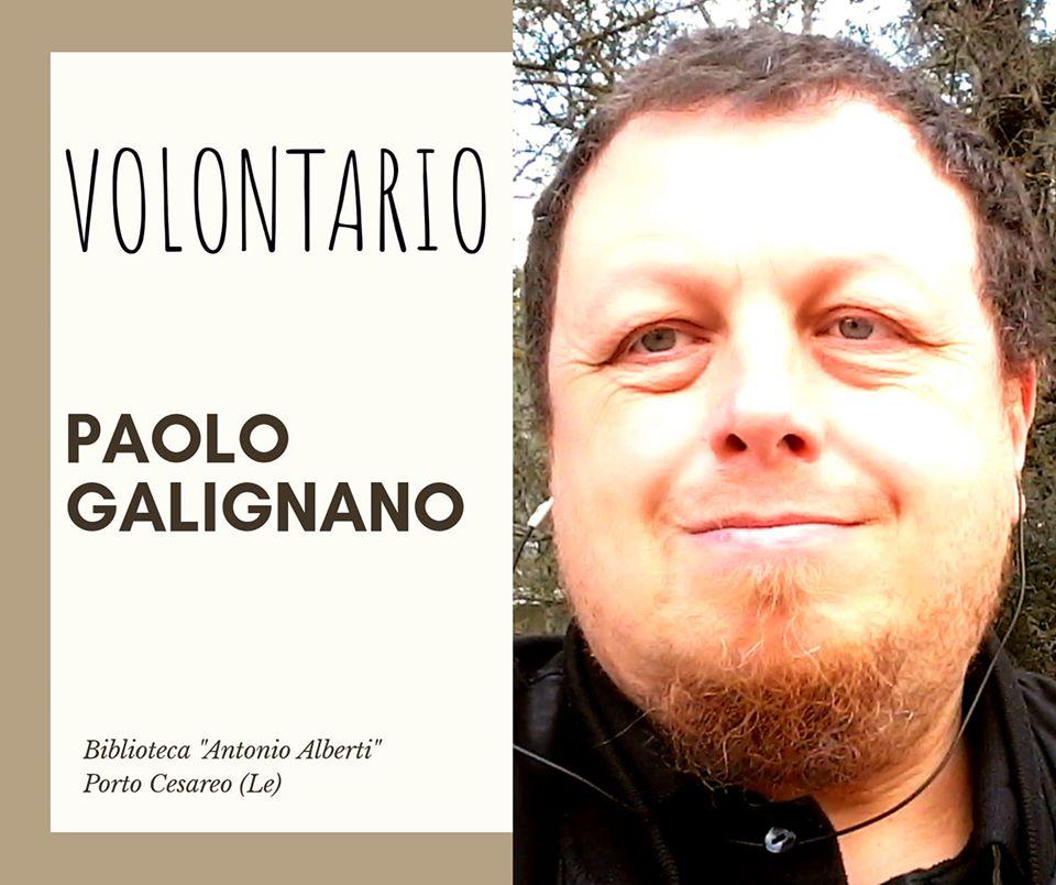 Paolo Galignano.